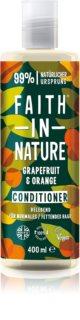 Faith In Nature Grapefruit & Orange acondicionador natural para cabello normal y seco