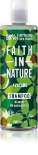 Faith In Nature Avocado шампунь-догляд для всіх типів волосся