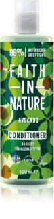 Faith In Nature Avocado balsamo trattante per tutti i tipi di capelli
