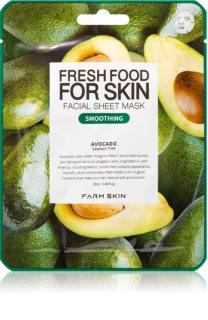 Farm Skin Fresh Food For Skin AVOCADO maseczka płócienna