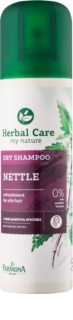 Farmona Herbal Care Nettle champú en seco para cabello graso