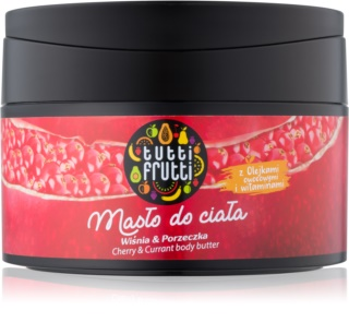 Farmona Tutti Frutti Cherry & Currant βούτυρο σώματος