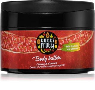 Farmona Tutti Frutti Cherry & Currant beurre corporel