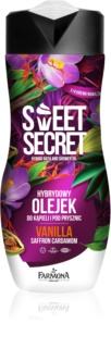 Farmona Sweet Secret Vanilla olejek pod prysznic i do kąpieli