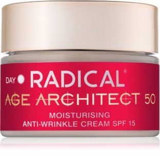 Farmona Radical Age Architect 50+ хидратиращ крем против бръчки SPF 15