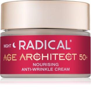 Farmona Radical Age Architect 50+ Θρεπτική αντιρυτιδική κρέμα νύχτας