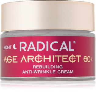 Farmona Radical Age Architect 60+ Remodelling Night Cream with Anti-Wrinkle Effect