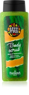 Farmona Tutti Frutti Melon & Watermelon Body Scrub for Soft and Smooth Skin