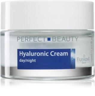 Farmona Perfect Beauty Hyaluronic Feuchtigkeitscreme mit Hyaluronsäure