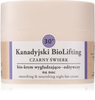 Farmona Canadian Biolifting  Black Spruce crème de nuit lissante 30+