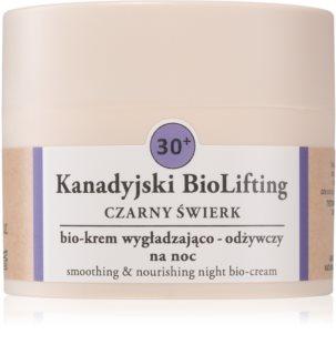 Farmona Canadian Biolifting  Black Spruce Smoothing Night Cream 30+