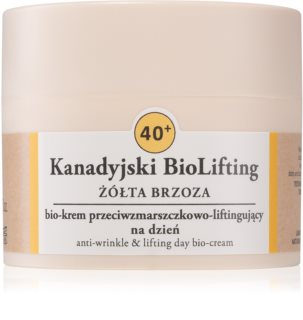 Farmona Canadian Biolifting  Yellow Birch cremă de zi antirid cu efect lifting