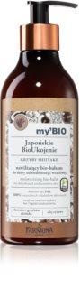 Farmona My'Bio Japan Care feuchtigkeitsspendender Balsam für trockene und empfindliche Haut