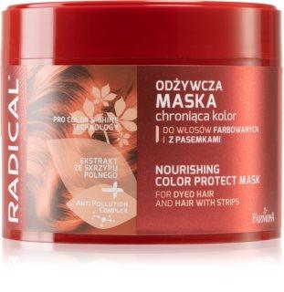Farmona Radical Dyed Hair masca de par hranitoare pentru protecția culorii