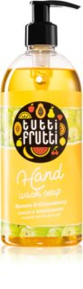 Farmona Tutti Frutti Banana & Gooseberry Săpun lichid pentru mâini