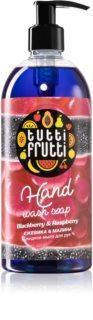 Farmona Tutti Frutti Blackberry & Raspberry sapone liquido per le mani