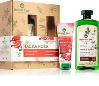 Farmona Herbal Care Wild Rose Geschenkset (für den Körper)