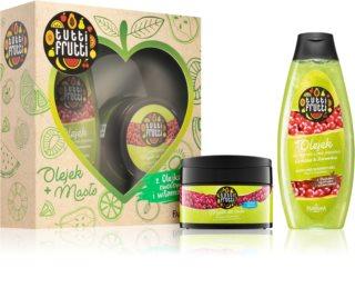 Farmona Tutti Frutti Pear & Cranberry Geschenkset (für den Körper)