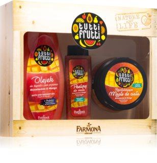 Farmona Tutti Frutti Peach & Mango dárková sada III.