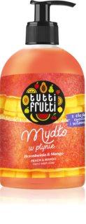 Farmona Tutti Frutti Peach & Mango sapone liquido per le mani