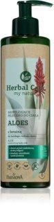 Farmona Herbal Care Aloe hydratační tělové mléko s aloe vera
