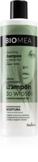 Farmona Biomea Cleansing shampoing nettoyant en profondeur pour cuir chevelu gras
