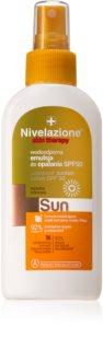 Farmona Nivelazione Sun водостойкое молочко для загара SPF 50
