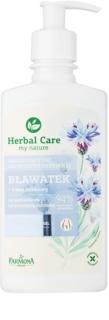 Farmona Herbal Care Cornflower успокаивающий гель для интимной гигиены для чувствительной и раздраженной кожи