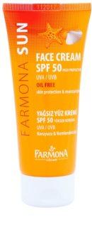 Farmona Sun crema protectora para pieles mixtas y grasas  SPF 50