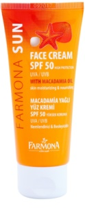 Farmona Sun krem ochronny do skóry normalnej i suchej SPF 50