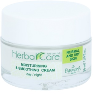 Farmona Herbal Care Aloe creme hidratante alisante