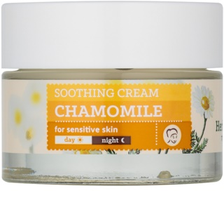 Farmona Herbal Care Chamomile crema calmante con efecto humectante