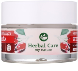 Farmona Herbal Care Wild Rose стягащ крем с анти-бръчков ефект