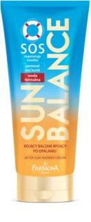 Farmona Sun Balance creme de duche suave pós-solar