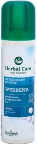 Farmona Herbal Care Verbena deodorante per i piedi 8 in 1
