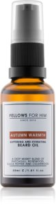 Fellows for Him Autumn Warmth ulje za bradu