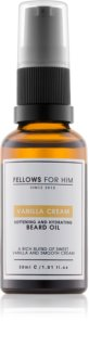 Fellows for Him Vanilla Cream szakáll olaj