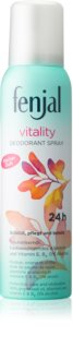 Fenjal Vitality desodorizante em spray