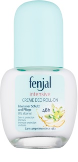 Fenjal Intensive Krämig roll-on deodorant 48 tim