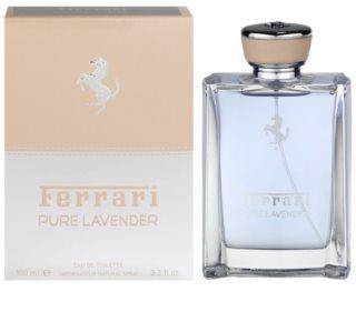 Ferrari Pure Lavender туалетная вода унисекс
