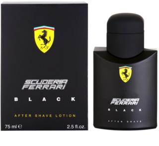 Ferrari Scuderia Ferrari Black After Shave Balm for Men