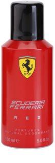 Ferrari Scuderia Ferrari Red дезодорант-спрей для мужчин
