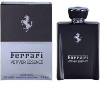 Ferrari Vetiver Essence Eau de Parfum for Men