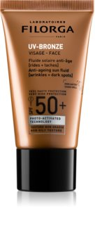 Filorga UV-Bronze Anti-Wrinkle Fluid SPF 50+