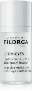 Filorga Optim-Eyes догляд за шкірою навколо очей від  зморшок, набряків та темних кіл під очима