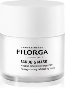 Filorga Scrub & Mask Oxygenating Exfoliating Mask For Skin Cells Recovery