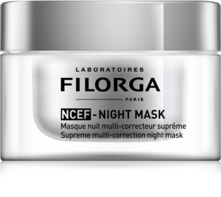 Filorga NCEF Night Mask Intensivt reparerande mask För hudförnyelse