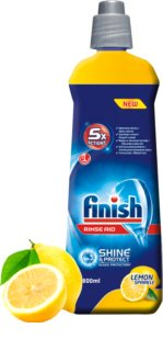 Finish Shine & Dry Lemon dishwasher rinse aid