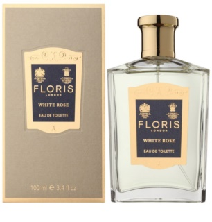 Floris White Rose eau de toilette sample for Women