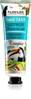 FlosLek Laboratorium Hand Care Tropic creme nutritivo para as mãos
